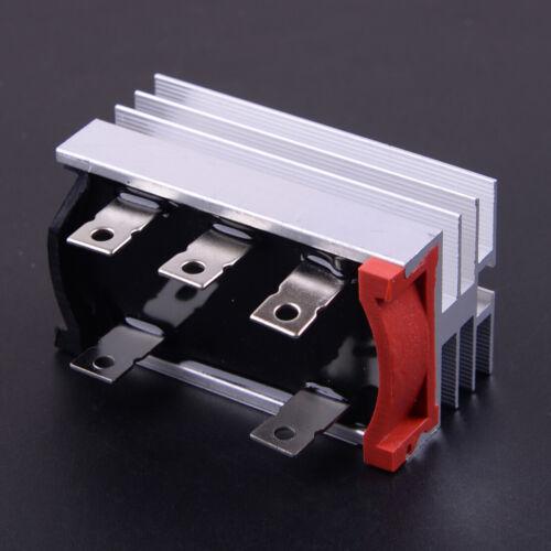 Puente de fase 3 Diodo Rectificador 50A Amp 1000V AC a DC convertidor de corriente