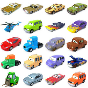 Disney Pixar Cars Other Characters Metal Toy Car 1 55 Diecast