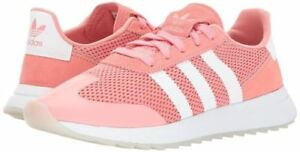 Adidas Originals Pink Flashback Trainers Tactile Rosepearl Greygum