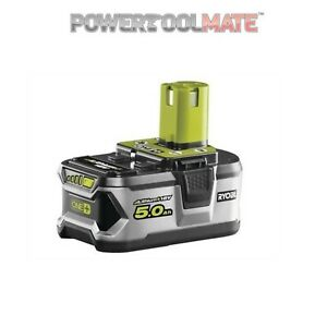 Ryobi-RB18L50-uno-18V-Bateria-de-18-voltios-5-0Ah-Li-Ion-Genuino