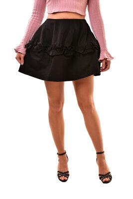 Diplomatico Brand Donna J Simone Rocha Sr505t142 Short Skirt Nero Taglia M Prezzo Consigliato € 308 Bcf811-mostra Il Titolo Originale Per Godere Di Alta Reputazione Nel Mercato Internazionale
