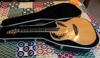 Ovation Deluxe Celebrity CS 257 Deep Contour Acoustic/Electric Guitar - USED