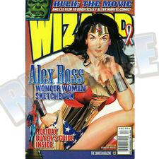 WIZARD THE COMIC MAGAZINE #123 VF COVER B
