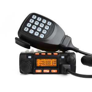 Dual-Band-VHF136-174-UHF400-480MHz-Walkie-Talkies-Vehicle-Two-Way-Radio