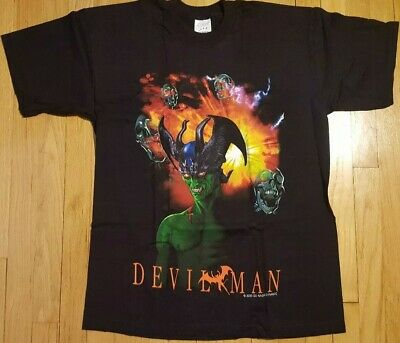Devilman Crybaby Go Nagai Anime Manga Tshirt T-Shirt Tee ALL SIZES
