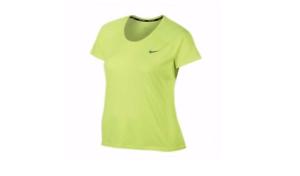 Dry Nike voltio para 831683 de Miler manga de Camiseta corta Size 702 mujer 46SZwHHq