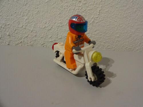 LEGO MOTORRAD MOTORCYCLE BIKE MIT MINIFIGUR GEBRAUCHT ZUR AUSWAHL D14 //1