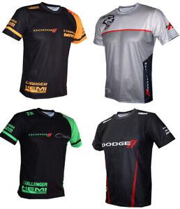 DODGE-T-shirt-Charger-Daytona-Hellcat-Hemi-Challenger-Demon-SRT-RAM-Gift