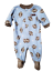 NWT-CARTER-039-S-BABY-BOY-039-S-FLEECE-BLANKET-SLEEPER thumbnail 4