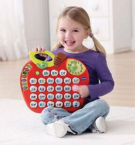 Learning Toys For 2 Year Olds Alphabet Talking Apple Fun Baby Toddler  Learn