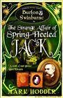 Burton and Swinburne in The Strange Affair of Spring Heeled Jack by Mark Hodder (Paperback, 2010)
