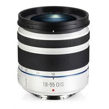 SAMSUNG NX 18-55mm F3.5-5.6 OIS III i-Function Lens For NX (white) -Bulk Package