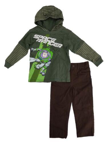Disney Pixar Toy Story Infant /& Toddler Boys Buzz Lightyear 2pc Clothing Set