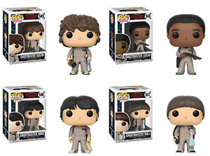 Includes Compatible Pop Box Protector Case Funko Stranger Things Ghostbusters Dustin Pop Vinyl Figure