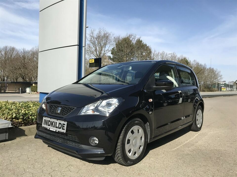 Seat Mii 1,0 MPi 60 Style Benzin modelår 2019 km 18000