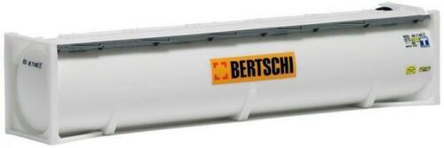 Herpa SZ 40 ft.Bulk-Container Bertschi weiß