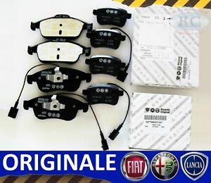 PASTIGLIE PASTICCHE FRENI ANTERIORI BREMBO ALFA ROMEO GIULIETTA 1.6 JTDM 105CV