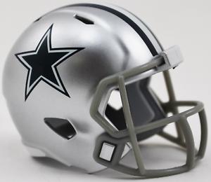 Image is loading DALLAS-COWBOYS-NFL-Riddell-POCKET-SIZE-Helmet a94c3ba0897