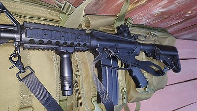 2-point quick release sling for M4, AR15, M16, rifles & airsoft