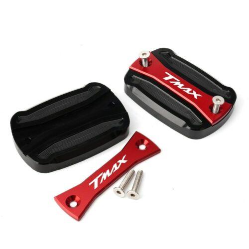 2x tappo serbatoio olio freno coperchio tappi TMAX YAMAHA T-MAX 500 530 TECH 560