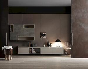 Ink nk02 u2013 mobile luxury arredo bagno l 334 x p 51 37 cm