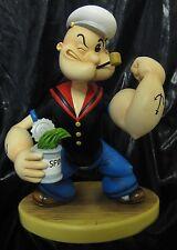 Popeye I Yam What I Yam Figure Figurine Statue Cartoon Character The Sailor Man