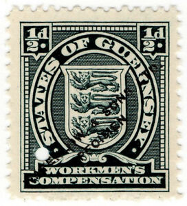 I-B-CK-Guernsey-Revenue-Workmen-039-s-Compensation-d