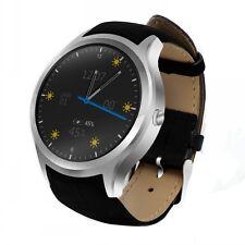Waterproof Bluetooth Smart Watch Wrist Android 5.1 SIM Card 1G/8G GPS Phone Mate