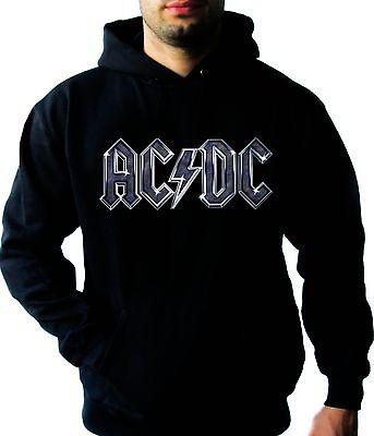 AC DC HELLS BELLS acdc Sweatshirt Men Kapuzenpullover Shirt Rock Kapuze