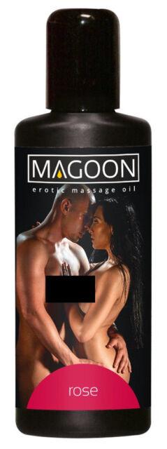 Erotic massage lube