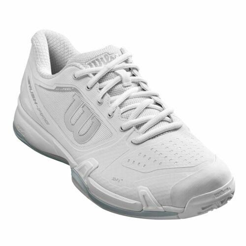 Wilson Rush Pro 2.5 White White Mens Tennis Shoes