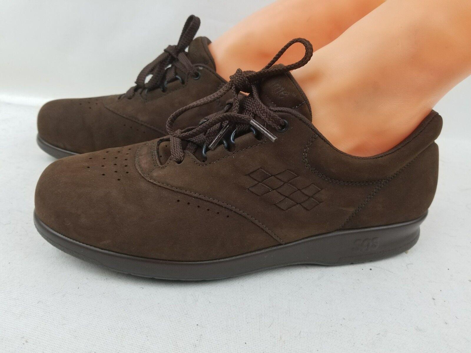 Servicio Aéreo Especial Para Mujer comodidad Tripad Tiempo Libre Libre Libre Marrón Nobuck Cuero Zapatos para Caminar Talla 8 S  ventas en linea