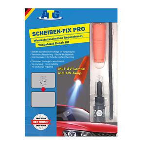 ATG-Steinschlag-Reparatur-Set-fuer-Auto-Windschutzscheiben-amp-Glas-mit-UV-Lampe