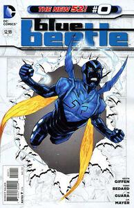 Blue-Beetle-0-Unread-New-Near-Mint-New-52-DC-2011