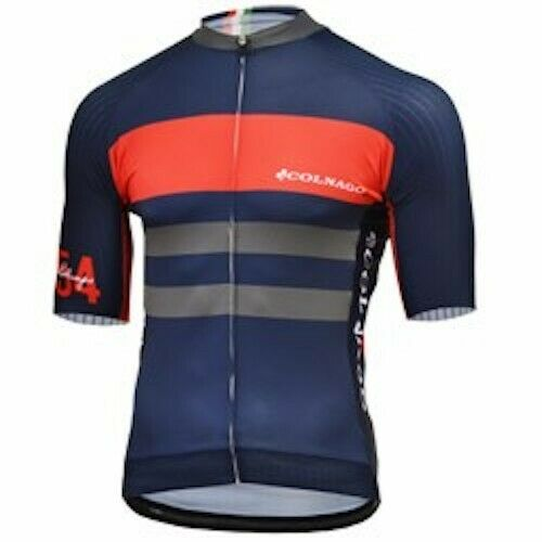 MAGLIA COLNAGO SPEED RACE bleu rouge