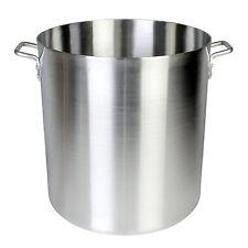Thunder Group 60 Qt Aluminum Stock Pot ALSKSP009 New