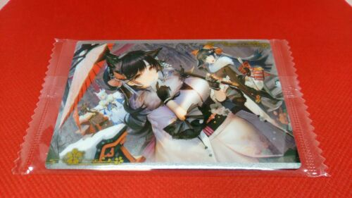 SP Atago Takao Azur Lane Wafer Trading Card Mobile Game Hobby Collection Kimono