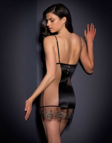 Slip Medium 3 Size Callie Provocateur Agent Black New Dress Brand 0AxqtxBw