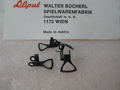 LILIPUT # 5411/4 Bügel für Bügelkupplung 541/548 Metall 4 Stück