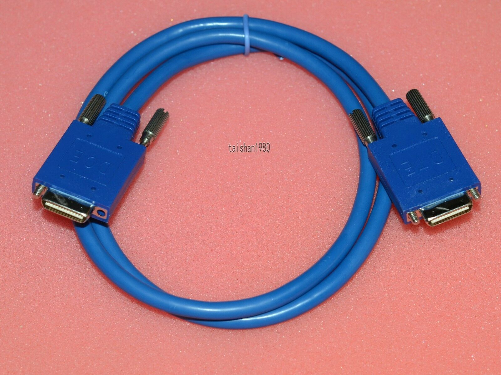 CISCO 3FT CAB-SS-2626X Cable Back-To-Back DTE-DCE Cable for WIC-2T