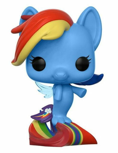Pop My Little Pony Rainbow Dash Sea Pony Funk Pop Vinyl Figure