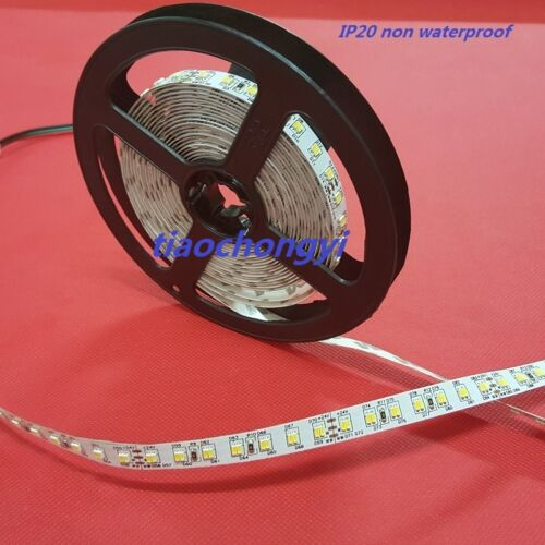 5M 3014 White Temperature Adjustable Strip Light Two Color W+WW 112LED//M 24V