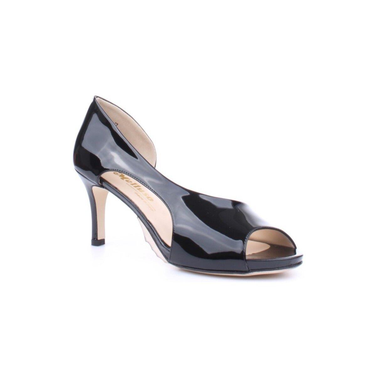 SCARPE DECOLTE' DECOLTE' DECOLTE' SANDALO DONNA MELLUSO ORIGINALE S815 PELLE scarpe P E 2017 NEW 6959d1