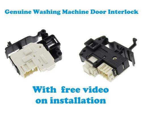 INDESIT BWE91484XWKK BWE91484XWUK BWE91683X Wu machine à laver Porte Interlock