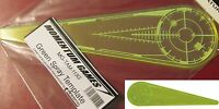 4ground Mg-tam-113g Momentum Games Green Spray Template (1) Game Accessory Cone