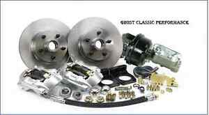 Details about 1964 -1966 Ford Mustang V 8 Auto / Manual Front Disc Brake  Conversion Kit by MPB