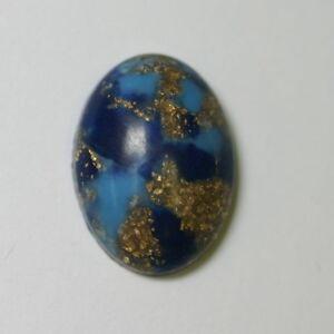 13x18mm 18x13mm Lapis Lazuli Calibrated Oval Cabochon Cab Gems Gemstones US SELLER