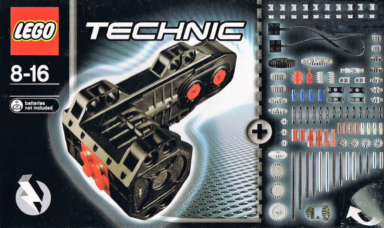 LEGO Power moteur 9 v 5292 8285 8285 8285 8421 8376 8475 8366 8287 f550ca
