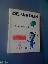 DEPARDON Raymond La Ferme du Garet E/O Edition Originale Carré 1995 photographie