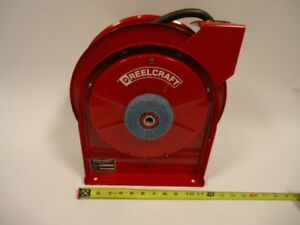 Reelcraft 4z314a 2250psi Hose Self Winding Hose Reel Hd Brand New Ebay